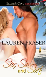 Sex, Sin and Surf by Lauren Fraser