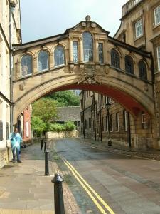 Bridge of Sighs, Oxford England