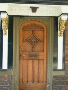 Oxford Doorway