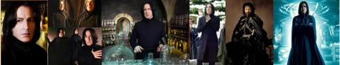 Snape Collage